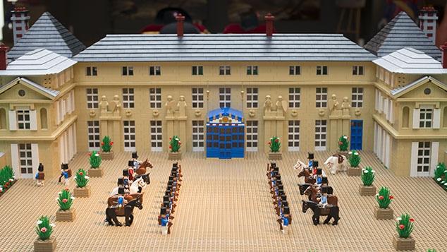 Histoire en Briques LEGO®