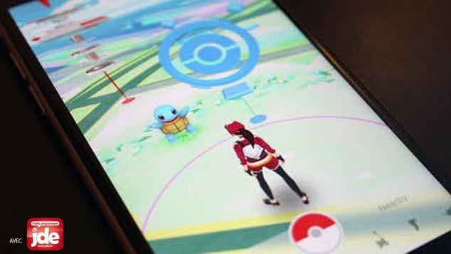 Le jeu Pokémon GO