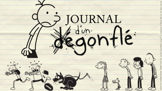 Journal d'un dégonflé - Pas de Bol !