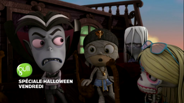 Programmation spéciale Halloween