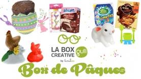 La Box Créative de Pâques de Tiniloo