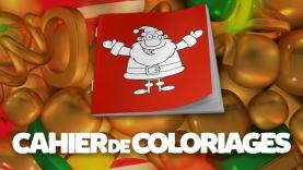 Le Cahier de coloriages
