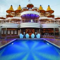 La grande piscine - Croisière Gulli