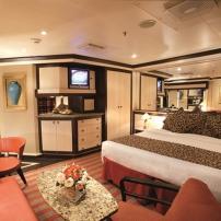 La cabine suite