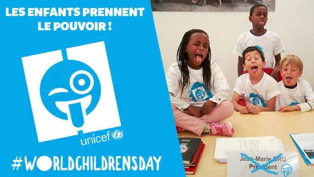 20 novembre - Journée Mondiale des Enfants