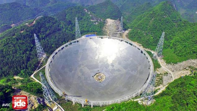 Le télescope Fast entrera en service en septembre