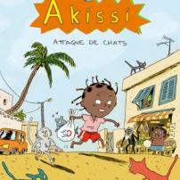 Akissi - Attaque de chats – Marguerite Abouet et Mathieu Sapin (Gallimard)