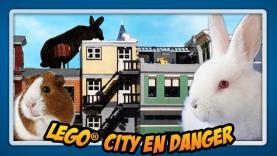 LEGO® CITY en danger - Comment sauver la ville ?