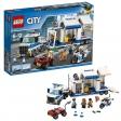 LEGO® City - Le poste de commandement mobile