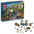 LEGO® City - Le site d'exploration de la jungle