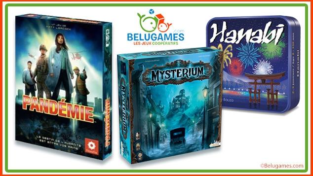 Les 3 jeux coopératifs à se faire offrir à Noël !