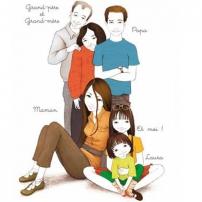 La famille de Giulia
