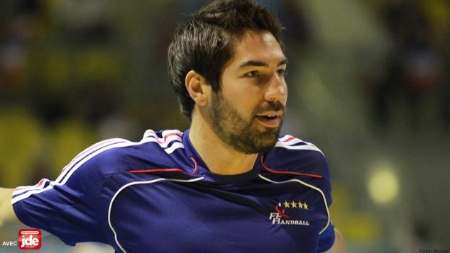 Nikola Karabatic - handball - JDE