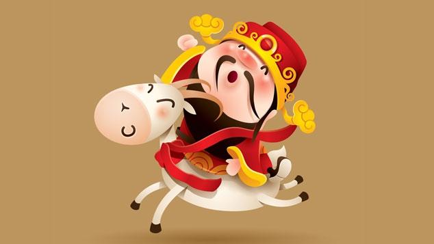 Nouvel An chinois 2015 : l'année de la chèvre