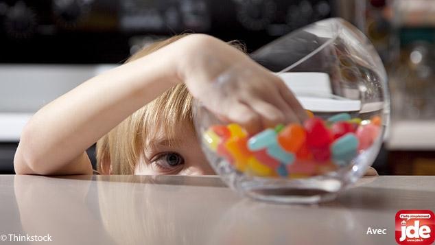 Petites histoires à picorer sur les bonbons