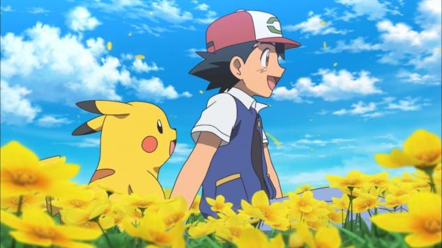 Pokémon célèbre ses 20 ans avec un nouveau film !