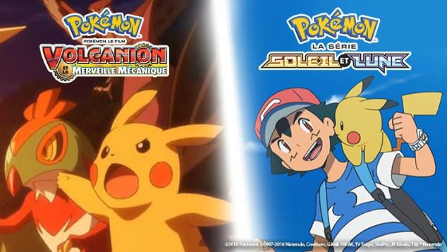 L'anniversaire des Pokémon