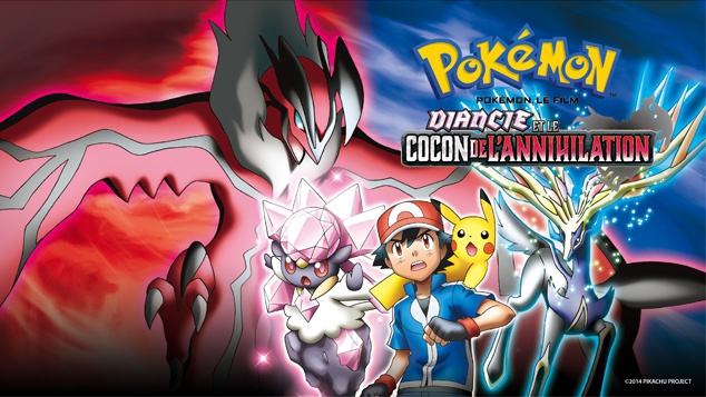 Pokémon XY, le film