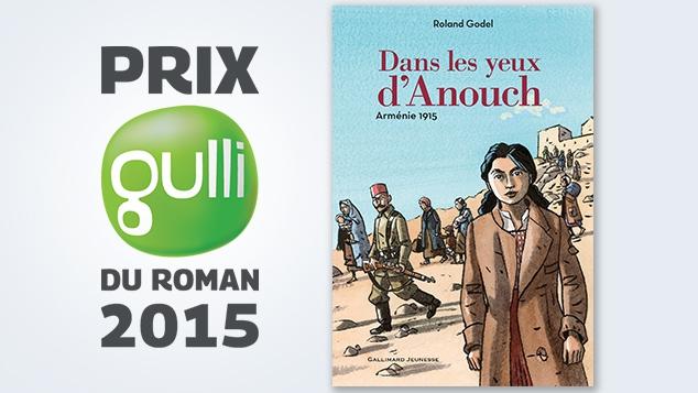 Prix Gulli du Roman 2015 : le gagnant