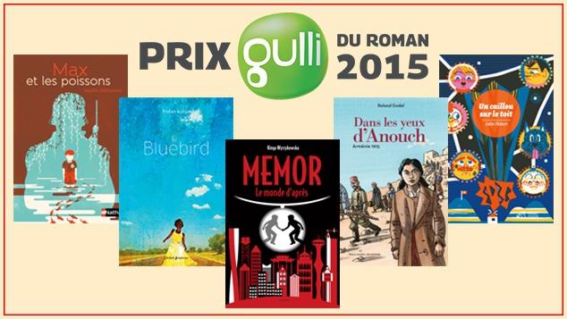 Prix Gulli du Roman 2015