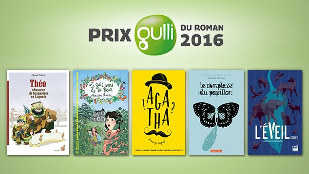Prix Gulli du Roman 2016