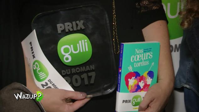 Prix Gulli du Roman 2017 : le gagnant !
