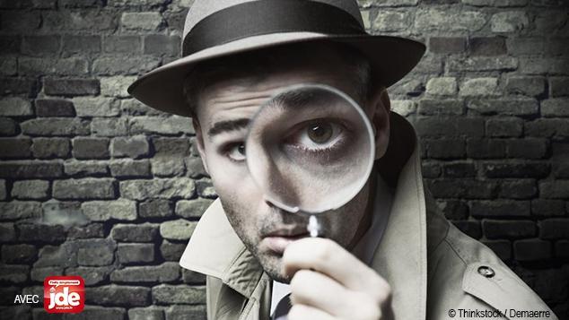 Profession, détective privé
