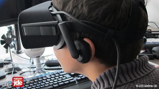 Réalité virtuelle : entrez dans le jeu