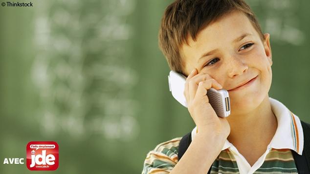 Il va falloir ranger les téléphones à l'école