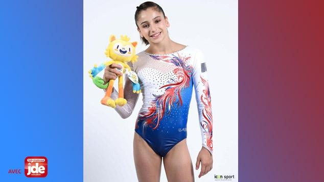 Oréane Lechenault est la plus jeune des athlètes français à partir pour Rio