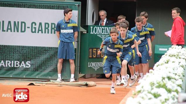 Roland-Garros : entretien avec un ramasseur de balles