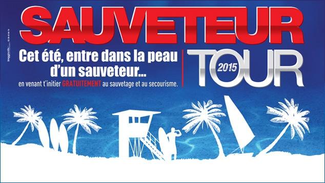 Sauveteur Tour 2015