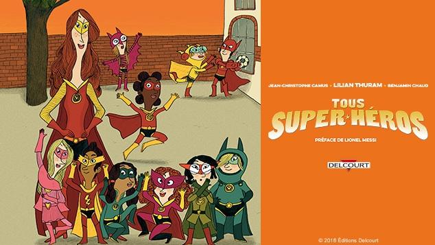 Tous super héros