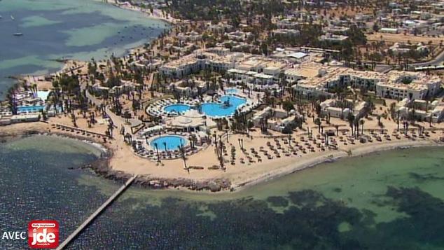 Une plage de Tunisie