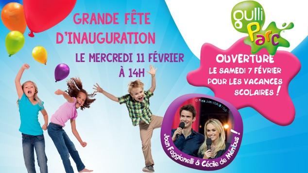 Un nouveau Gulli Parc à Toulouse