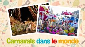 carnavals dans le monde