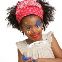 Le clown fille