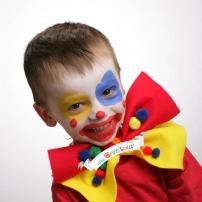 Le clown garçon