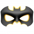 Vive le Carnaval ! - Masque Batman