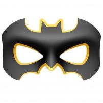Vive le Carnaval ! - Masque Batman