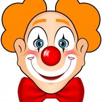 Vive le Carnaval ! - Masque de Clown