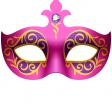 Vive le Carnaval ! - Masque de Princesse