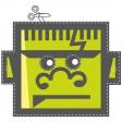 Vive le Carnaval ! - Masque Frankenstein