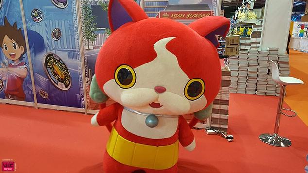 Yo-kai WATCH à Japan Expo 2017