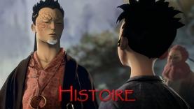 108 Rois-Démons - Histoire