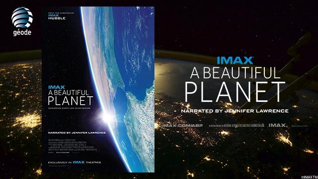 « A Beautiful Planet »