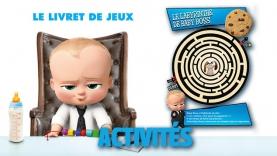 Les activités de Baby Boss