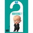Accroche-porte Baby Boss