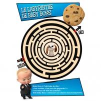 Le Labyrinthe de Baby Boss