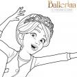 Ballerina - Coloriage Félicie